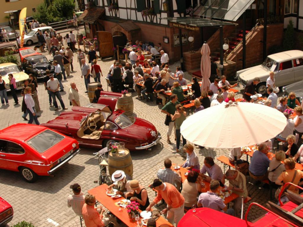 Classic Car Meet Classic Cars Hotel Ritter Durbach - Classic car meets near me