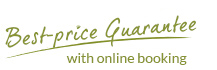 Best-price Guarantee with onlne booking Hotel Ritter